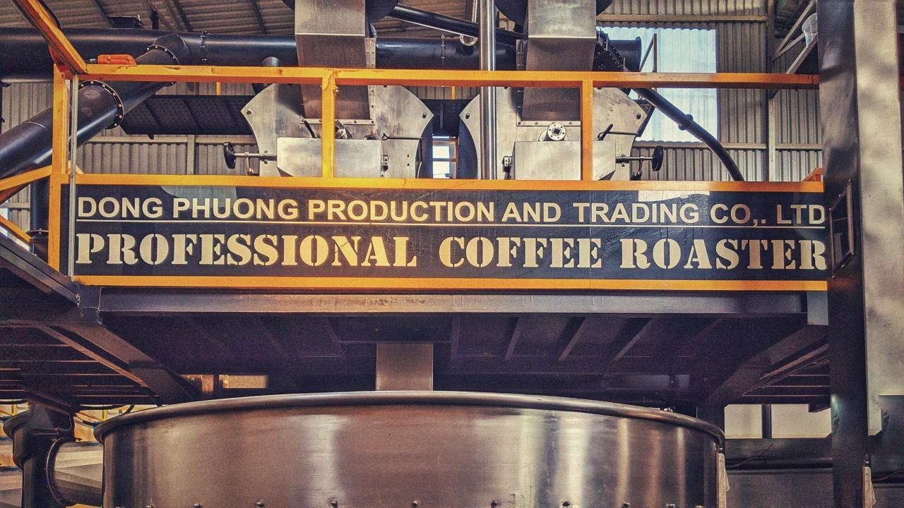 công ty cà phê đông phương